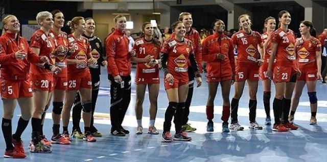 Handball CL: Vardar Damen in Leipzig zu Gast