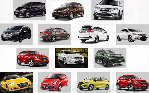 Harga Promo Mobil Honda Balikpapan