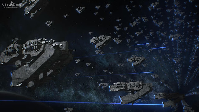 فيلم انمى Captain Herlock بلوراي 1080P مترجم اون لاين تحميل و مشاهدة