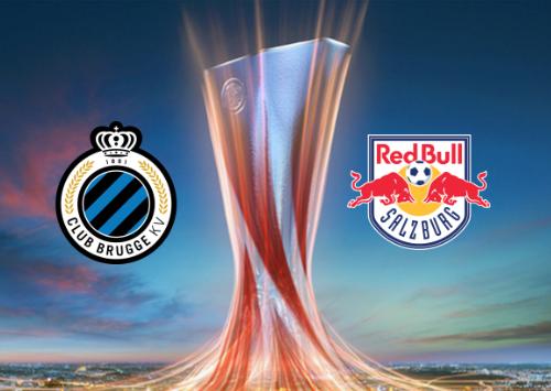 Club Bruges vs Salzburg - Highlights 14 February 2019