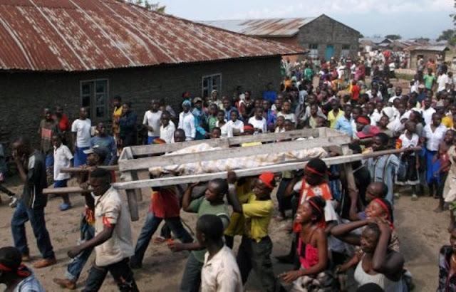 Paus Fransiskus Minta Pembantaian 1.150 Umat Kristen di Kongo Diusut