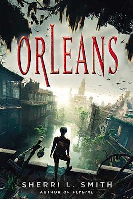 Orleans, Sherri L. Smith, Book Review, InToriLex