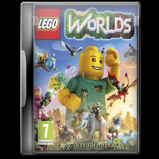 Lego Worlds Full Español