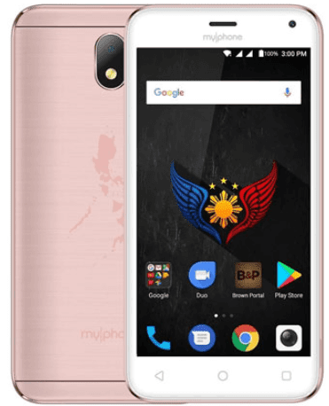 MyPhone MyA7 DTV Smartphone Price and Specs