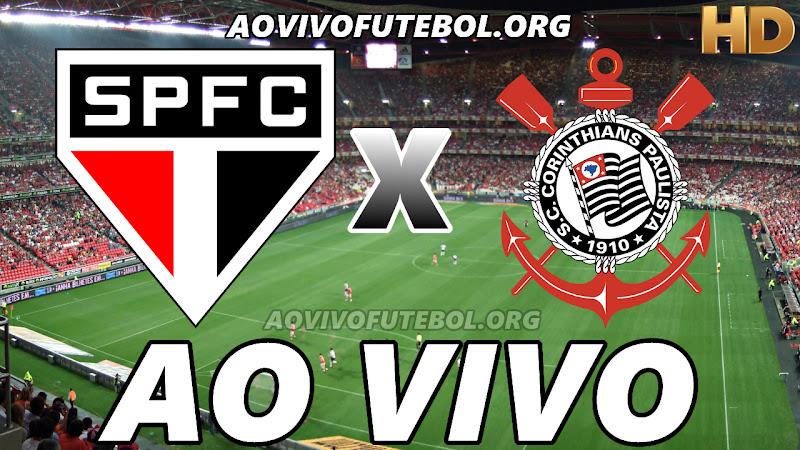 Assistir São Paulo vs Corinthians Ao Vivo HD