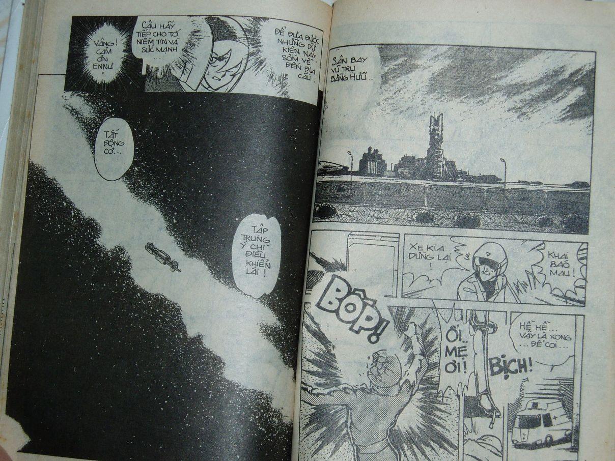 Siêu nhân Locke vol 03 trang 60