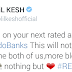 Lil Kesh congratulates Reekado Banks on his award