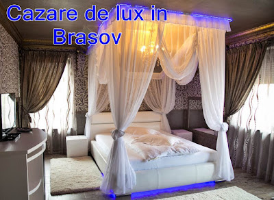Impresii Hotel Boutique Mikaela Brasov Jacuzzi Baldachin