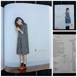Tartan shirt dress V, Stylish Dress Book
