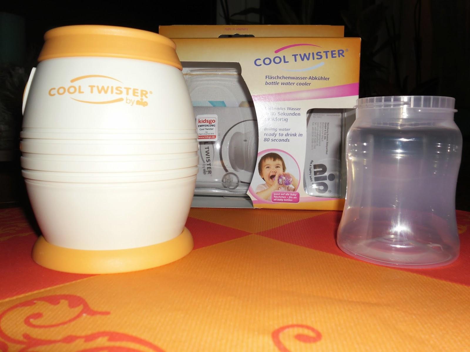 Produkttest: NIP - Cool Twister