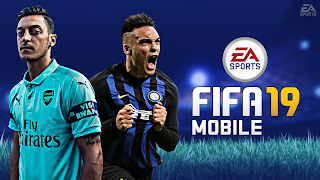 FIFA 19 Mobile Android Offline New Menu Best Graphics