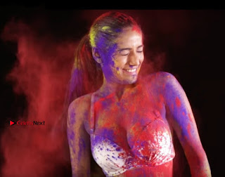 Bollywood Actress Poonam Pandey Special Holi Poshoot Gallery  0008.jpg