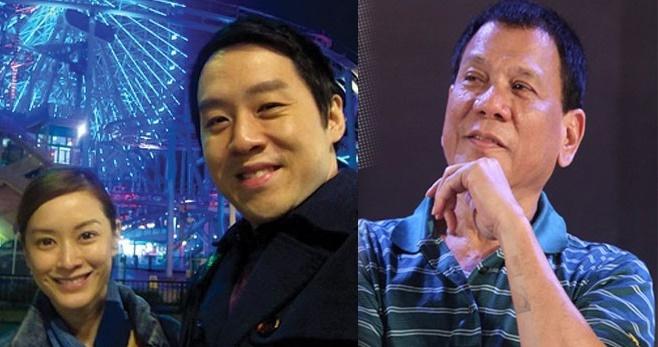 Richard Poon, Maricar Reyes support Duterte