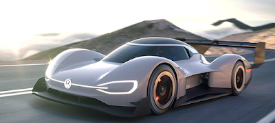 What is an Volkswagen 'I.D. R Pikes Peak' Racecar?