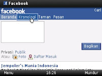 Cara Merubah Tampilan Facebook di Android