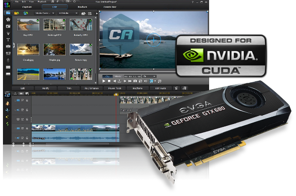 Cómo reactivar Nvidia CUDA Video Encoder