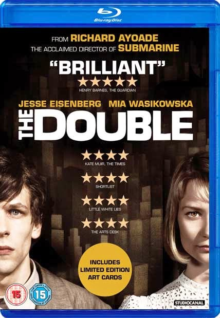 The Double 2013 720p BluRay 750mb YIFY
