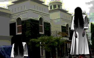 cerita kisah misteri kuntilanak tempat angker gedung tuan gedung kesenian
