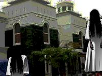 Kuntilanak Misteri Hantu Seram Penghuni Tempat Angker Gedung Tua Gedung Kesenian