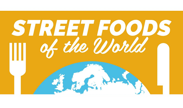 Street Foods Of The World