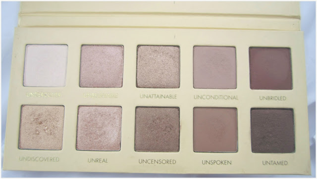 Barcelonista's Beauty Blog: LORAC Unzipped Palette