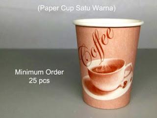 kemasan kopi gelas