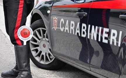 Manfredonia, a ruba il generatore della galleria di Monte Saraceno, i Carabinieri mettono in fuga i ladri