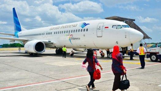 Maskapai Garuda Indonesia, Berlakukan Harga Tiket Lebih Murah