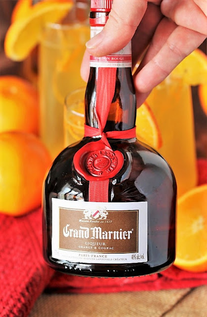 Bottle of Grand Marnier Image