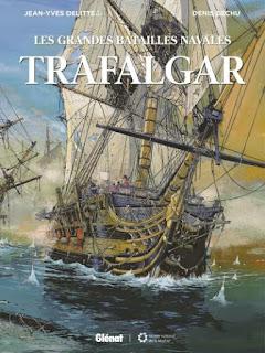 Trafalgar-Jean-Yves-Delitte-Denis-Béchu-batailles-navales-historique-illustration-recit-bd-bande-dessinee-auteur-napoléon