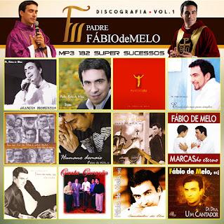 MP3 – Padre Fábio de Melo – Discografia 1