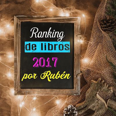 Ranking de lecturas de Rubén