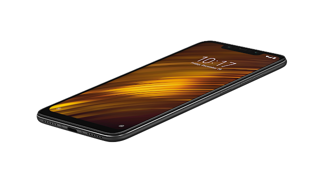 Xiaomi POCOPHONE F1 Specification And Pricing