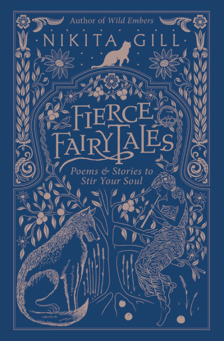 Fierce Fairy Tales by Nikita Gill