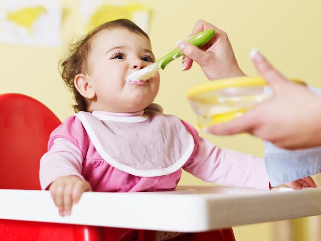 jadual makan bayi umur 6 bulan