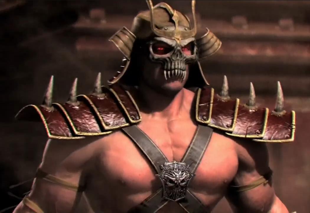 Thy Unveiling: Mortal Kombat=MK