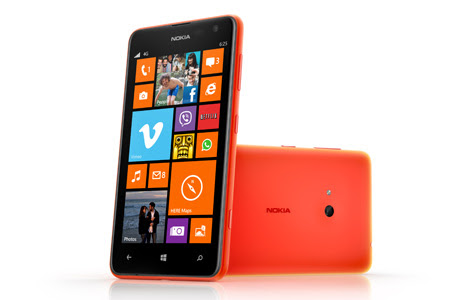 Nokia Lumia 625 - Big and Affordable