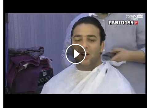VIDÉO: Mido fait des adieux à ses cheveux !