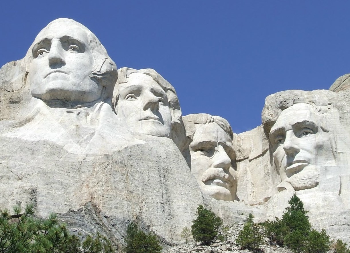 A 5th Face For Mount Rushmore