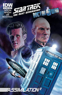 Review - Star Trek: The Next Generation / Doctor Who: Assimilation 2