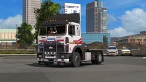 MAZ 6303 truck mod