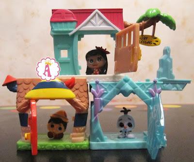 Домики для игрушек Disney Doorables