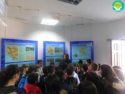 Επίσκεψη του Δημοτικού σχολείου Παραμυθιάς στο Κέντρο Πλήροφορησης Σαγιάδα (+ΦΩΤΟ)
