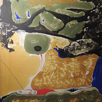 Juan Torralba arte y pintura informalista