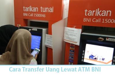 Cara Transfer Uang Lewat ATM BNI (Termudah.com)
