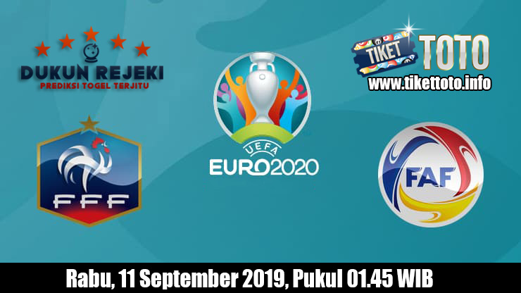 Prediksi Euro Qualification Prancis VS Andorra 11 September 2019