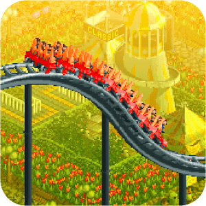RollerCoaster Tycoon® Classic 1.0.3.1612301 (Retail & Mod) Apk + Data