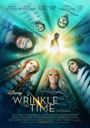 A Wrinkle in Time 2018 Full English Movie Download BRRip 1080p