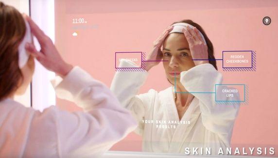 Blog : Artémis, le miroir intelligent et connecté, prix de l'innovation du CES Las Vegas 2019