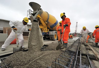 harga beton cor cileungsi